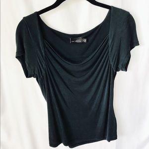 classy black t-shirt